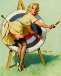 classic pinup girl 14