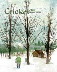 Cricket Magazine Cover March 2015