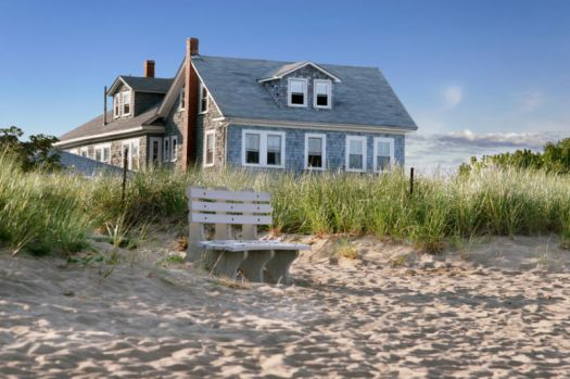 New Hampshire Beach House