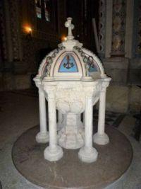 Křtitelnice Baptistery