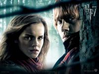 Ron and Hermione HP7