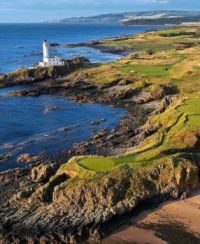 Trump Turnberry Golf Course, Scotland