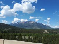 In the Canadian Rockies