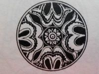 Theme: Textile block print designs from India