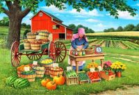 Fall Harvest Stand