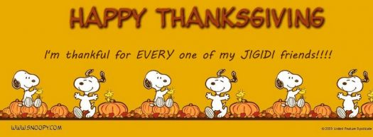 Happy Thanksgiving Jigidi Friends!
