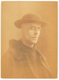 Photographer unknown, Jan Verkade at the time of his ordination (1912)