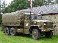 1958 Reo M35 Cargo Truck