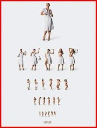 How to be cruel to old guys   AARP Eye Chart