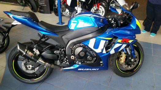 Suzuki GSX-R 1000 MotoGP 2015