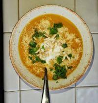 Ginger-Carrot Soup