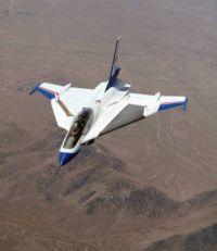 NASA F-16XL