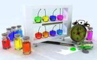 3D Glass Cherries Secrets by THE-LEMON-WATCH