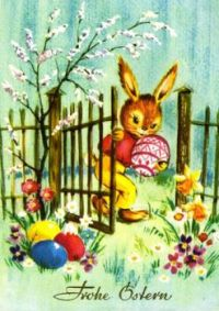 Happy Easter - Vintage 3