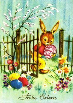 Happy Easter - Vintage 3