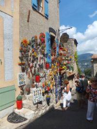 Gourdon, Provence