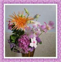 My Flowers. Smaller.