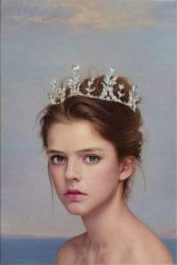 Oil Painting of a photo.