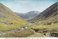 Postcard & envelope pictures 110 - English Lakes (5 of 6) Kirkstone Pass & Brotherswater