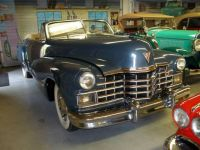 "Cadillac from Norma""s other garage"