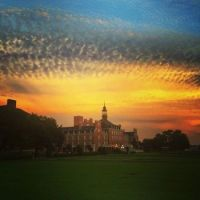 OKState Sunset