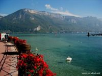 Annecy Lake, Farmer_festival, France