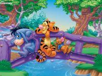 Eeyore, Tigger And Roo