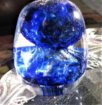 GLASS PAPERWEIGHT 3 OF 4
