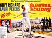 SUMMER HOLIDAY - CLIFF RICHARD  1963 MOVIE POSTER
