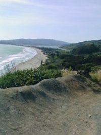 Stinson Beach from Hwy 1