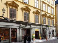 Ulysses 1 - Old Town - Stockholm