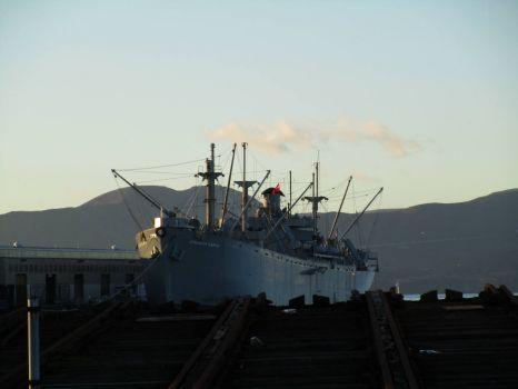 Liberty ship SS Jeremiah O'Brien