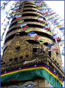 Stupa in Katmandu