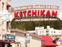 Gateway to Ketchikn, Alaska 2009