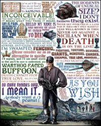 Quotes from the Princess Bride