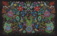 Folk Art Tapestry