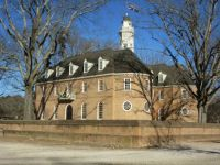 Capitol - Colonial Williamsburg