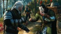 The Witcher 3 Wild Hunt - A fist fight