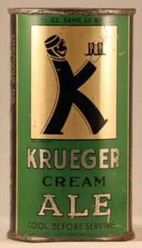 Krueger Cream Ale - Lilek #463