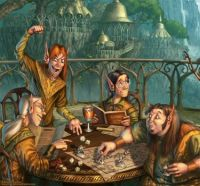 Tabletop Gaming in Middle Earth