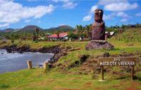 Hanga Roa, Easter Island, Chile