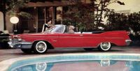 60 Chrysler Imperial Crown Conv
