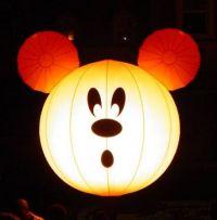 Disney Resort Lantern