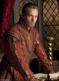 Pretty men in decadent clothing 10: Jonathan Rhys Meyers
