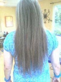 Before my haircut
