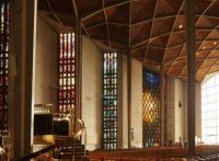 Coventry Cathedral - Nave Stained Glass