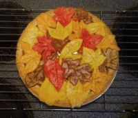 Autumn Peach Pie