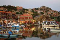 Molyvos  Greece