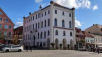 Waren (Müritz), Rathaus