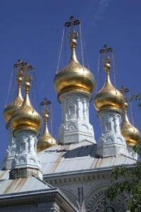 Golden domes, Geneva